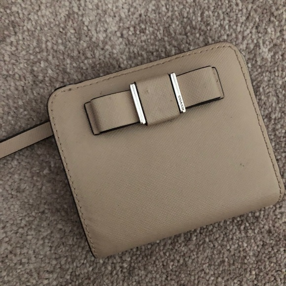 Coach Handbags - Authentic Coach Small Wallet